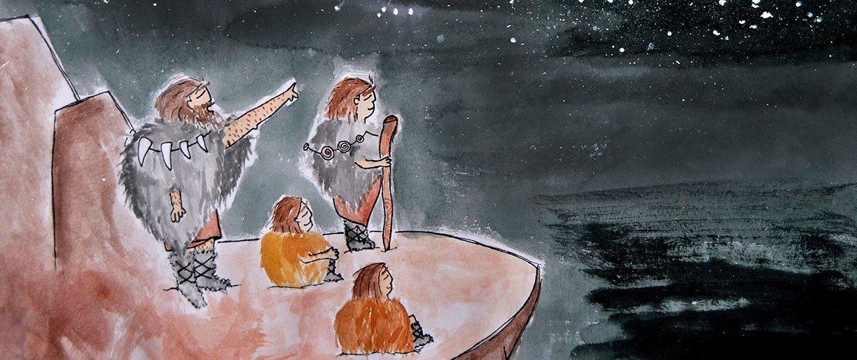 Prehistoria y astronomía